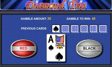 Игровые автоматы diamond trio - Казино
