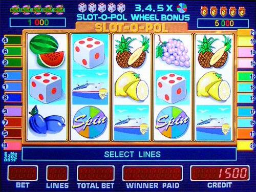 Игровые Автоматы Мегаджек 8 Вид